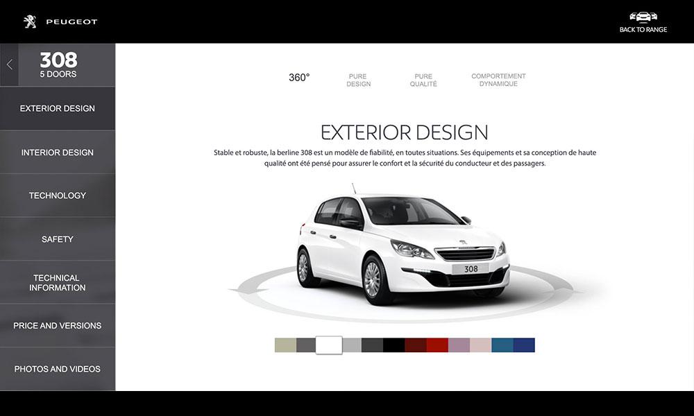 Peugeot Borne