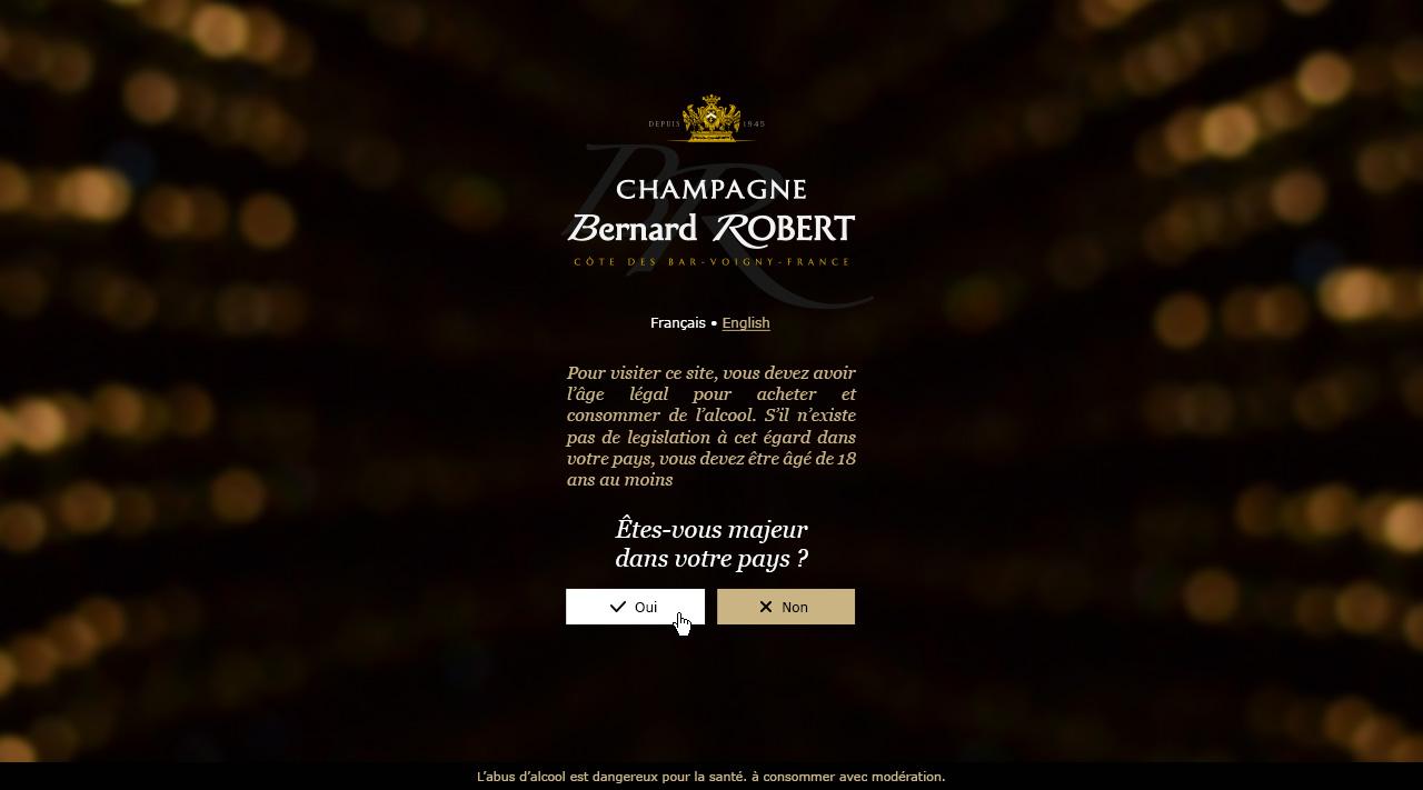 Champagne Bernard ROBERT
